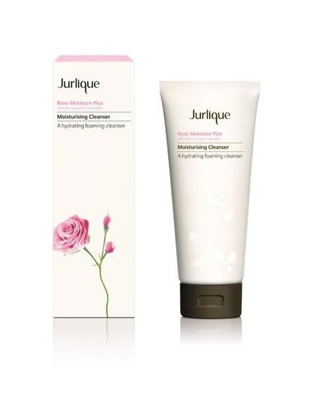 Jurlique Rose Moisture Plus Moisturing Cleanser 100 ml.