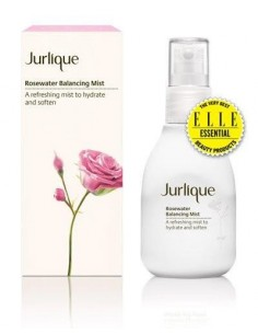 Jurlique Rosewater Balancing Mist.