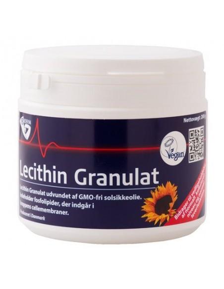 Lecithin Granulat 200 g - Biosym