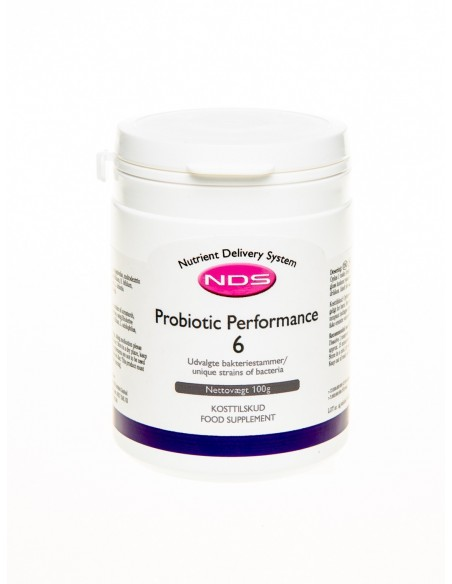 Probiotic Performance 6 - NDS