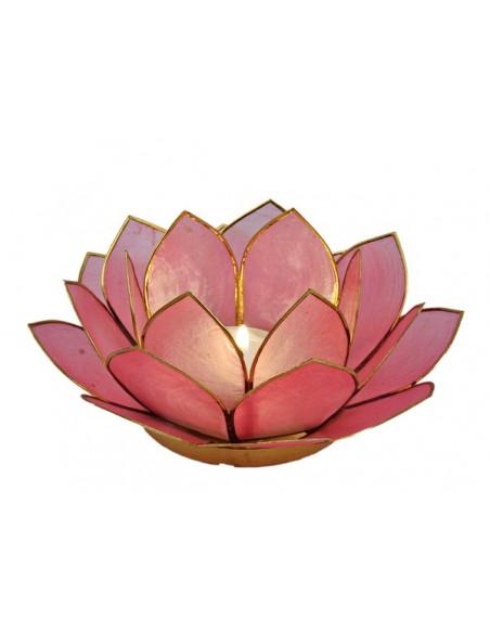 Lotus Stager, Lotus blossom 11 cm.