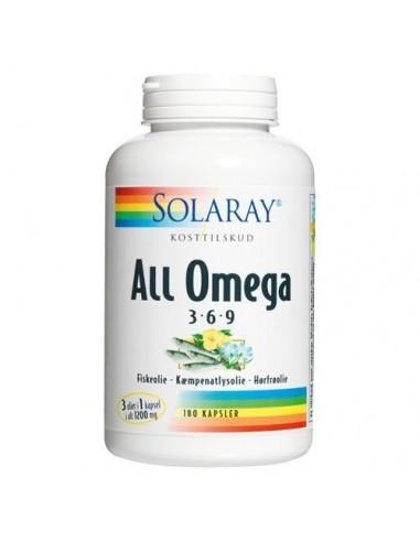 All Omega 3-6-9