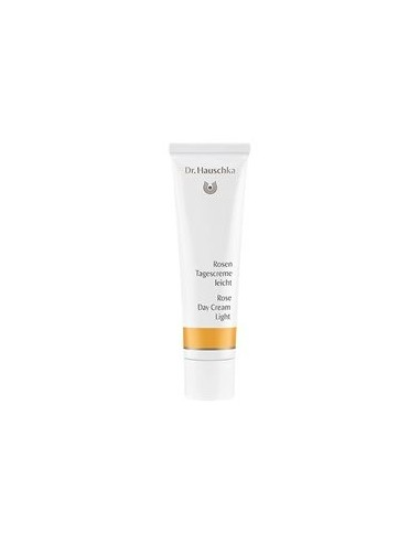 Dr. Hauschka Rose Day Cream Light 30 ml.