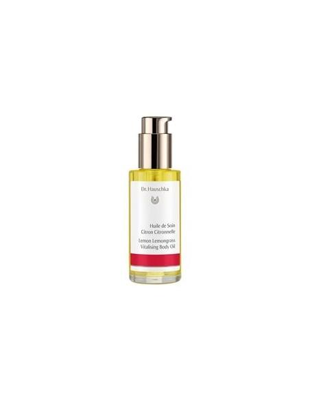 Dr. Hauschka Lemon Lemongrass Body Oil 75 ml.