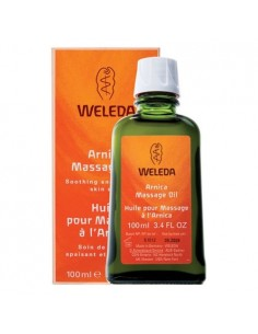 Massage Oil Arnica Weleda 100 ml