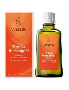 Massage Oil Arnica Weleda 100 ml