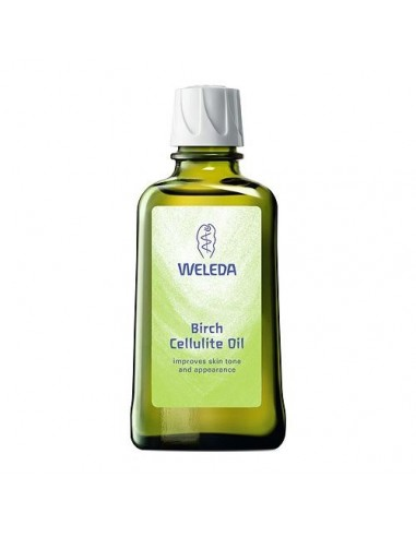 Birch Cellulite Oil Weleda