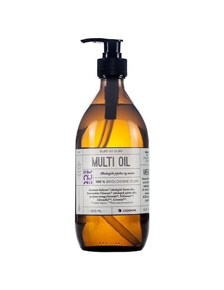 Ecooking Multi olie, 500 ml