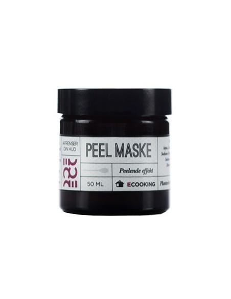 Ecooking Peel maske 50 ml.