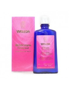 Creme bath Wildrose Weleda