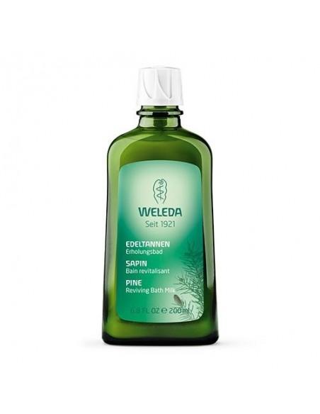 Bath Milk Pine Reviving Weleda