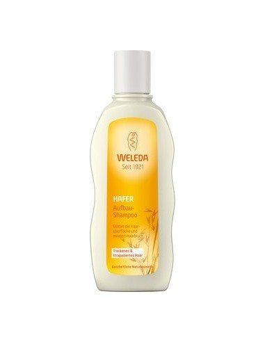 Oat replenishing shampoo Weleda