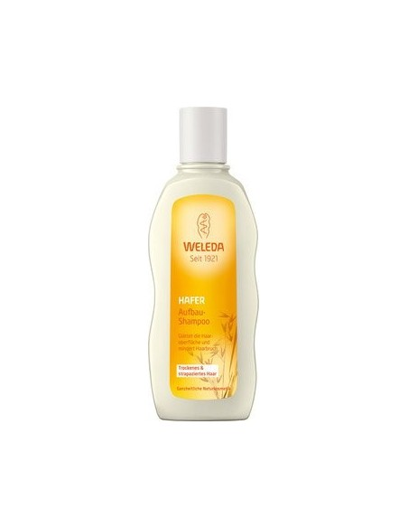 Oat replenishing shampoo Weleda 190 ml.