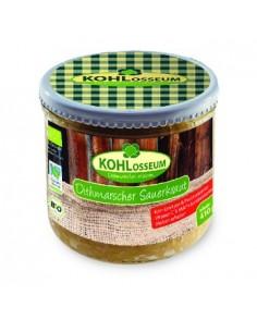 Surkål, sauerkraut, uopvarmet, raw, 410 g - naturpoteket.dk