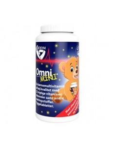 OmniMINI - 160 tyggetabletter Biosym