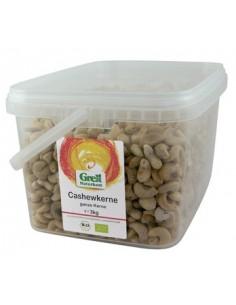 Økologiske Cashew kerner 3,0 kg