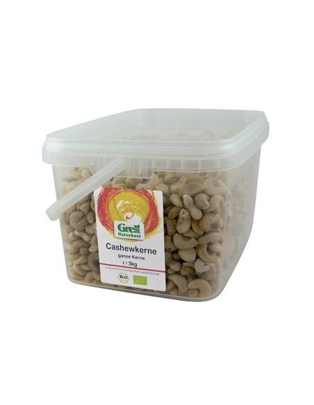 Økologiske Cashew kerner 1 kg
