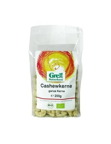 Økologiske Cashew kerner 200 g