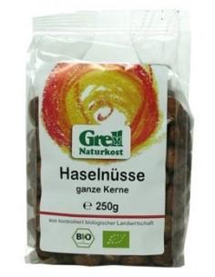 Hasselnødder, Økologiske, Tyrkiske 250 g