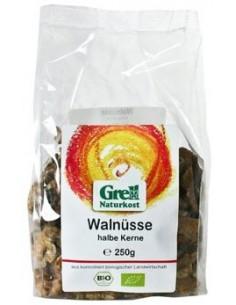 Økologiske valnødder 250 g
