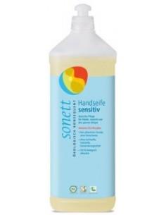 Sonett håndsæbe Sensitive 1 liter