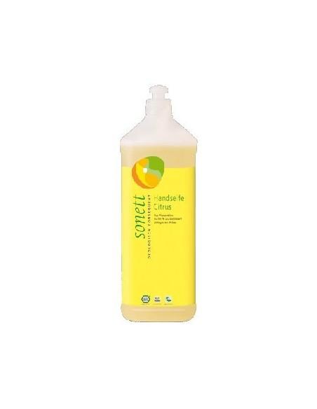 Sonett håndsæbe citrus 1 liter