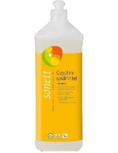 Sonett Opvaskemiddel med morgenfrue 1 liter