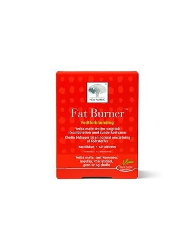 Fat Burner New Nordic 60 tabletter