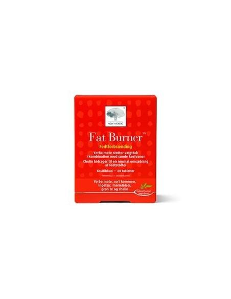 Fat Burner 60 tab - New Nordic Healthcare