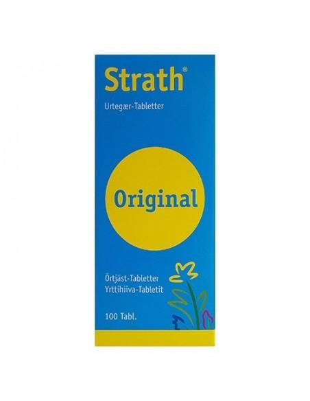 Strath tabletter 100 tab - Anjo