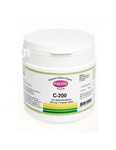 C-200 Vitamin - 500 tab - NDS