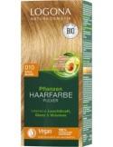 Logona økologisk plante hårfarve, gyldenblond