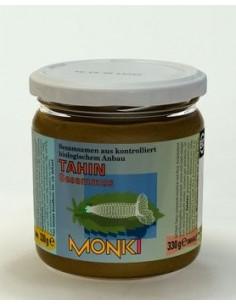 Monki Tahin uden salt, Økologisk 330 g.