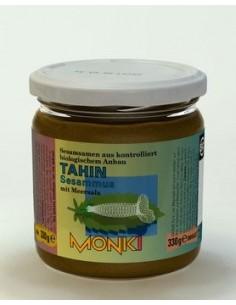 Monki Tahin med salt, Økologisk 330 g.