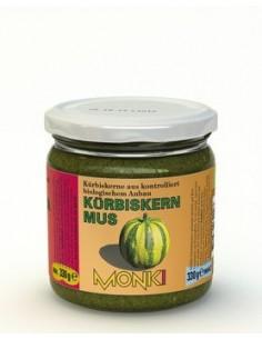 Monki Græskarkernesmør Økologisk 330 g.