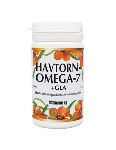 Havtorn-Omega 7 60 kapsler
