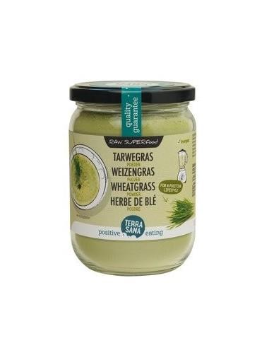 Hvedegræs pulver Økologisk Terra Sana 130 g