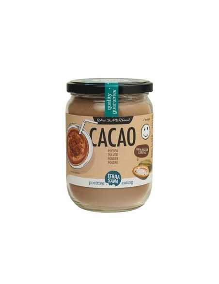 Raw Cacao pulver Økologisk Terra Sana 160 g