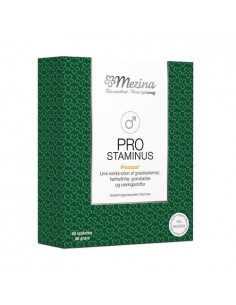Pro-staminus 60 tabletter, Mezina