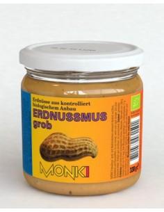 Monki Jordnøddesmør...