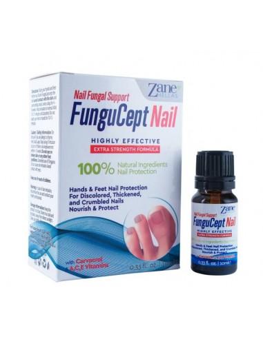 FunguCept Nail - effektiv reparationstinktur til negle med svampeinfektion
