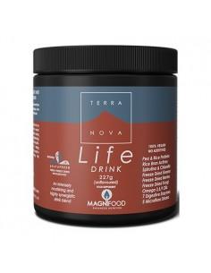Life Drink fra Terra Nova - kosttilskud til fordøjelse og alment velbefindende - naturpoteket.dk
