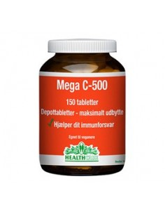 Mega C 500 mg Health Care...