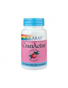 Solaray Cran Actin Tranebær 400 mg