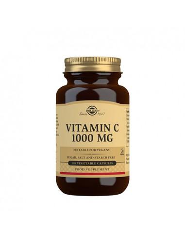 Solgar Vitamin C 1000 mg naturpoteket.dk