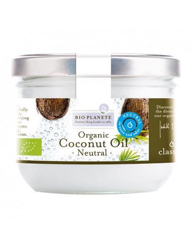 Kokosolie neutral Bioplanéte 400 ml