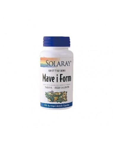 Solaray Mave I Form 100 kapsler