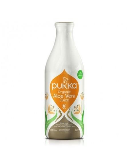 Aloe vera juice 1Liter - Pukka