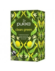Clean Green te - Pukka