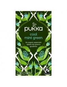 Cool mint Green te - Pukka